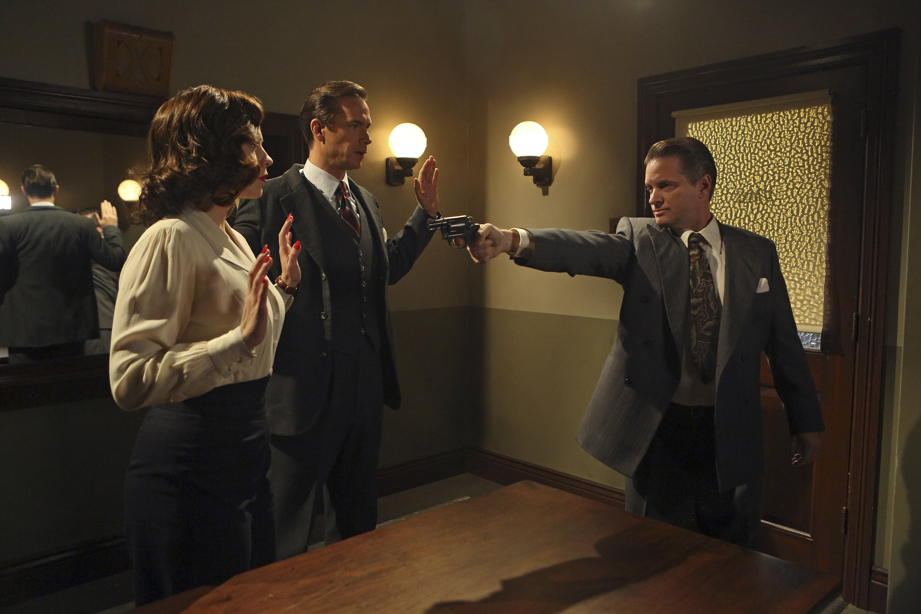 "Agent Carter – Episode 7 – ""SNAFU"" – A Review (Some Spoilers"